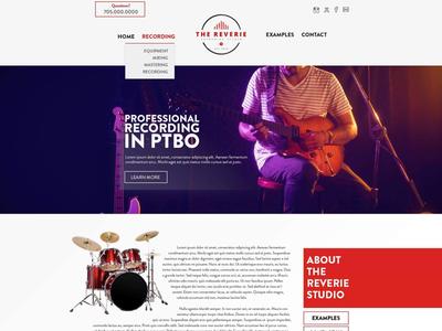 The Reverie Studio - concept1