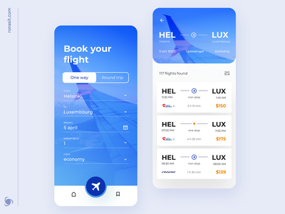 Ticket Booking App Design Concept mvp mobile app startup ux design ui design mobile app traveling travel flight booking flight app flight airport ticket booking app ticket app ticket booking app booking