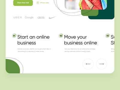 Shopify Home Page Redesign Concept landing market retail e-commerce ecommerce shopify store interface web fashion typography dashboard sale shop landing page shopify web design ronas it ui ux shoping