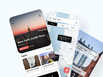 Culture Trip Travel App Redesign mvp ronas it ui ux app design mobile app mobile ui app mobile app design mobile design travel traveling travel app travelling travel agency tour tourism tours