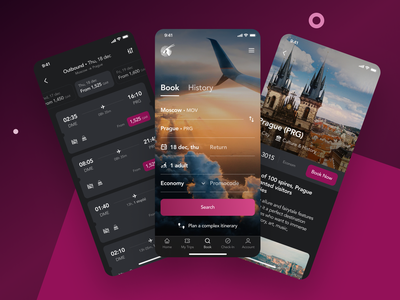 Qatar Airways Mobile App Redesign ronas it app design mobile app ui design travel fly boarding pass ticket app plane ticket airline system airplane flight flight search booking airline app airlines airways qatar flight booking flight app