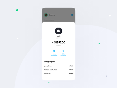 CapWay Redesign - Mobile Banking App light banking dashboard banking card investment account onboarding finance app finance bankingapp banking mobile ui mobile app design mobile app design mobile app app mvp ronas it ui ux