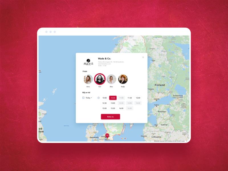 Happybooking | UI mockups beauty industry service businesses salon management salon software graphs maps scheduling admin dashboard dashboard design booking app desktop web design ux ui
