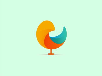 chick logo