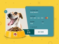 Credit Card Checkout Page - Daily UI #002