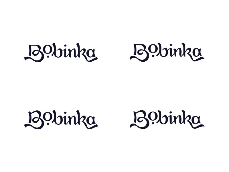 Bobinka alternatives bobbin giftcards calligraphy handmade gifts cards bobinka typography