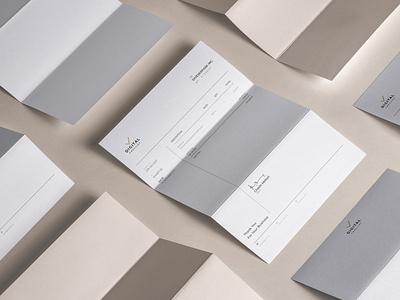 invoice | Digtalcheclist branding logo design typography modern logo chic modern invoice design invoice