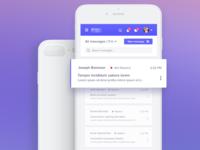 Inbox Mobile