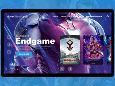 Movie Watch New Endgame Poster 2
