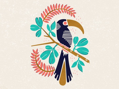 Toucan drawing artdigital 2019 nature graphicdesigner graphicdesign creative artwork design illustration