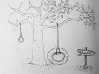 Dichotomy tree scrible