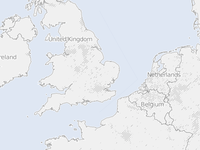 Open Data based basemap II