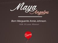Maya Angeloy odyssey.js map