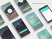 Login Mobile App Designs