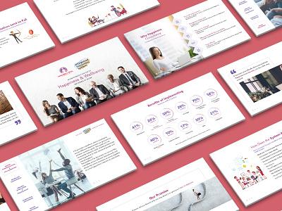 Mind Body Soul Presentation minimal stock images illustration vector infographics presentation creative digital