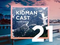 Future Garage Podcast cover design