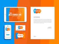 Branding for Travel Agency