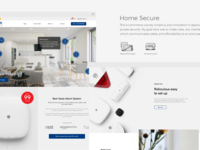 Responsive Design for Smart Secuiry Technologies