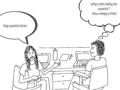 Office Conversations..