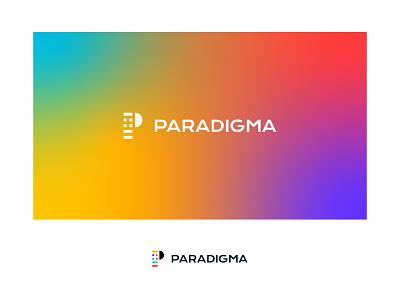 Paradigma Spectrum #2 clothing concept clothing design clothing label clothing brand clothing branding concept brand identity brand design branding brand logo design paradigma logo spectrum