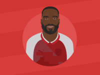 Lacazette - The man in form.
