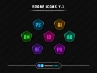 Adobe Icons V.1