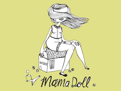 Mama Doll Shirt