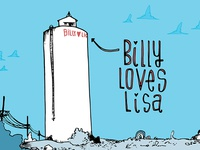 Billy Loves Lisa