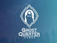 Ghost Quarter Games Logo