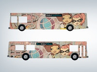 Bus mock up