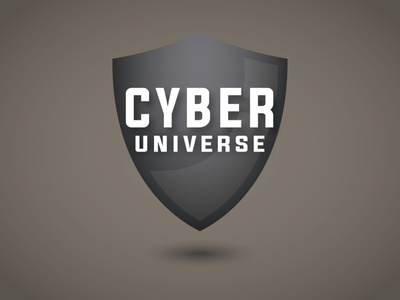 Cyber Universe Logo business card design book covers illustration book cover design uniqe business card creative business card business card logo design branding
