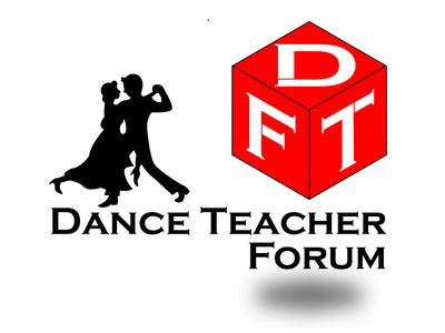 Dance Teacher Forum logo 2 business card design book covers illustration book cover design uniqe business card creative business card business card logo design branding