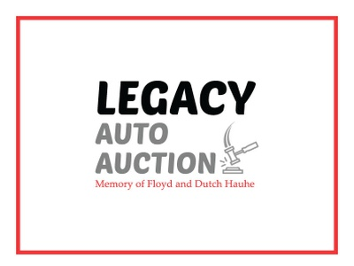 Legacy Auto Auction Logo business card design book covers illustration book cover design uniqe business card creative business card business card branding design logo