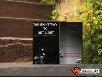 Life Technic Book Cover Design