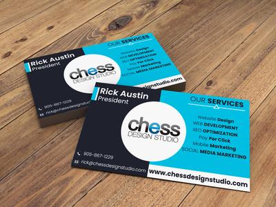 Digital Studio Business Card