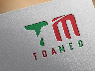 TOAMED Logo Design