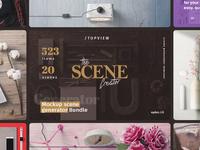 The Scene Creator / topview