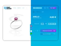 Daily UI Challenge 012 - E-Commerce