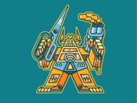 Cut-O-Matic Bot R-3180