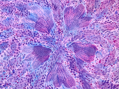 Floral Organic Pattern