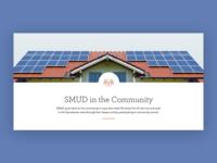 SMUD - Banner Design