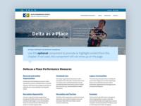 Delta Stewardship Council - Landing Page