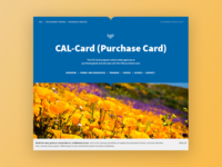 Department of General Services - Card Component