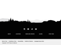 CCC - Footer Design