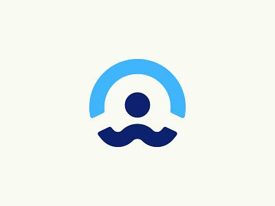 Ozen — Hearing Aid Devices logo photography treatment pattern illustration discovery strategy design branding visual identity symbol design brand identity logotype brand mark