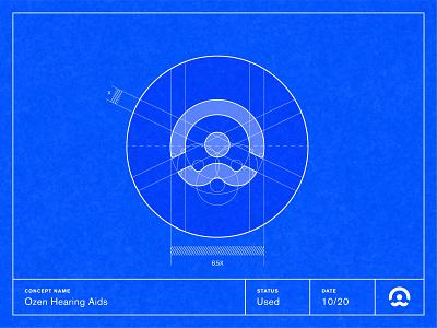 Ozen — Grids & More warmth health branding health logo symbol design visual identity logo illustration design branding logo grid brand identity logotype brand mark