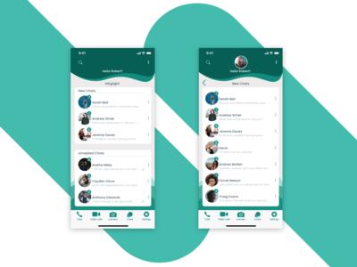 Whatsapp - UX/UI Redesign