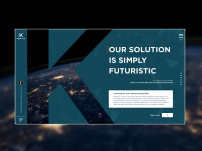 KINETICS   Home page