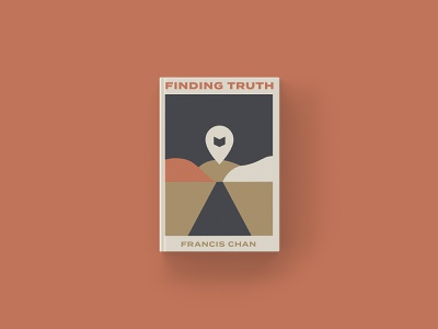 Finding Truth bible branding minimalist vector logo graphic design jesus