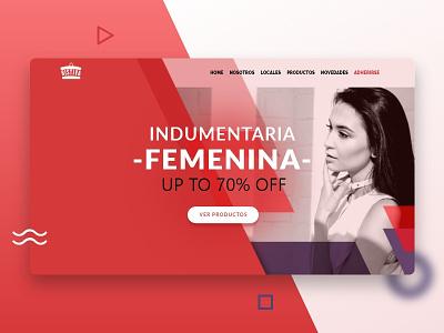 Bistiva Web Concept interace userinterface fashion uidesign webdesign shopping inspiration ecommerce web uiux design ux ui